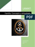 DEFINICIÓN JURÍDICA DE LA FAMILIA EN EL DERECHO ROMANO