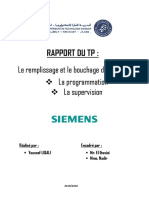 rapport TP
