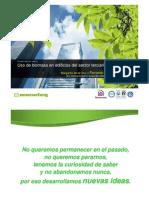Uso de Biomasa en Edificios Del Sector Terciario