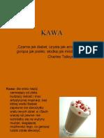 Kawa- wersja lux