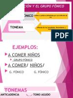 Entonacion y grupo fonico 2