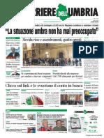 Giornali in PDF La Rassegna Sstampa Dell'Umbria 23 Maggio 2020