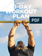 10-day Workout Plan