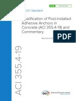 ACI 355.4-19 (Preview)