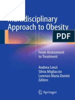 [Andrea Lenzi] Multidisciplinary Approach to Obesity