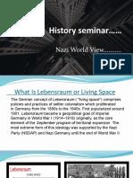 History seminar final 2