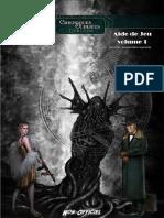 Aide de Jeu Volume 1 - Chroniques Oubliées Cthulhu