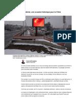 Brousseau, F. (2020). Analyse - La pandémie, une occasion historique pour la Chine