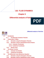 Chap 9 Differential Analysis of Fluid Flow_complete