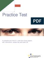Euroexam Practice Test, C1 (2008, 65 Oldal)