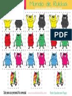 Juego Seriacion Monstruo de Colores (A4) Fichas by Mundo de Rukkia.pdf