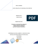 Componente practico, fisica general(practica 11)