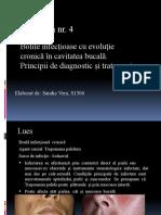 Tema 4. Patologie orala