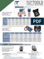 2.Llaves Torque Hidraulicas AST Series SQ y HEX