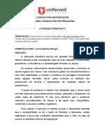 Atividade Formativa II.docx