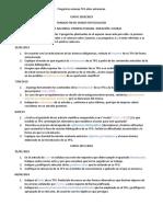 Lista de Preguntas Examenes TFG Anteriores PSICOLOGÍA UNED