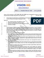 Vision IAS Mains 2020 Test 3 Solution[upscpdf.com]