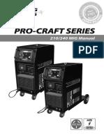 Unimig-Procraft Manual