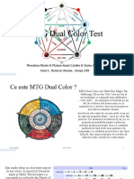 MTG Dual Color Test !