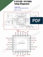 TPS51125 контрольные напряжения