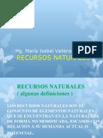CLASES RECURSOS NATURALES ECOL..ppt