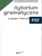 Supryn-Klepcarz M. - Repetytorium Gramatyczne z Języka Francuskiego