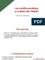 Afectarea cardiovasculara in boala cronica de rinichi (1)