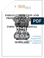 INDIAN CONSTITION AND PROFESSIONAL ETHICS - Copy.docx