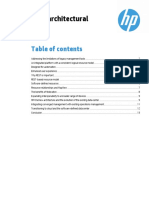 HP OneView-technical-datasheet