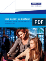 Rapport Ict-Competenties
