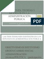 Tradiciones, teorias y modelos de la AP