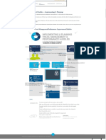 Infographic_ Visual Management Huddles - Implementing & Planning - PMI