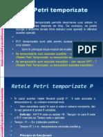 Curs Petri - diferite RP cu RP TEMPORIZATE