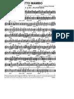 A TUTTO MAMBO (ANDREA GALASSI-FABRIZIO FOSCHINI) MAMBO SPARTITO.PDF N.3486 APRILE 2009