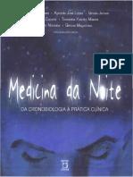 Medicina Da Noite_ Da Cronobiol - Jose Manoel Jansen