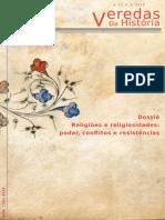 2019 (Veredas da História, v. 12, n.2), História das Religiões.pdf