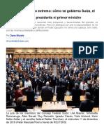 Antipersonalismo extremo cómo se gobierna Suiza, el país sin presidente ni primer ministro.docx