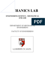 Mechanics Labs