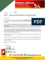 PRECIOS VENTAS PRODUCTO Y SERVICIOS.docx