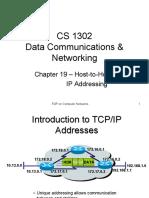 unit 3 topic 17-18 IP ADDRESSING