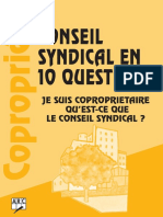 Conseil Syndical 10 Questions