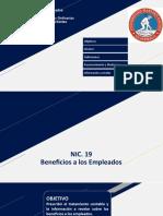 Presentación NIIF 15