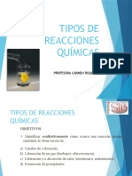 Clase 6 -REACCIONES_QUÍMICAS