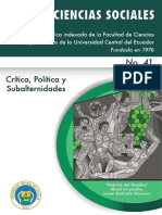 Revista FACSO