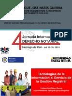 Jornada internaciona derecho notarial