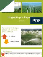Aula 08_Irrigação por Aspersão