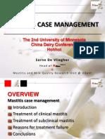 mastitis-case-management