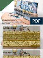 MODULO DE FINANZAS (CUENTAS POR COBRAR E INV)