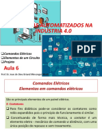 Sistemas automatizados na industria 4.0  aula 6