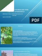 Infecţia cu coronavirus - informaţii şi sfaturi utile